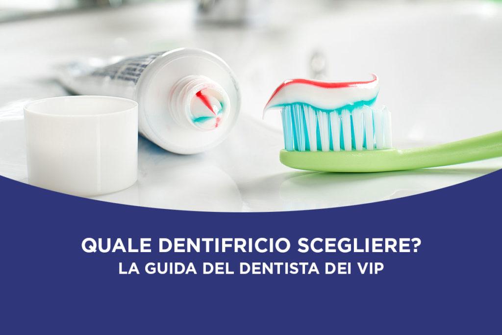I consigli per scegliere il dentifricio
