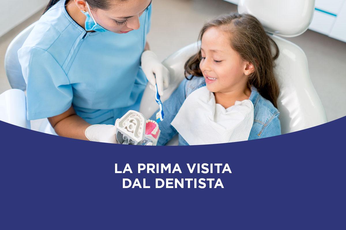 Prima visita dal dentista